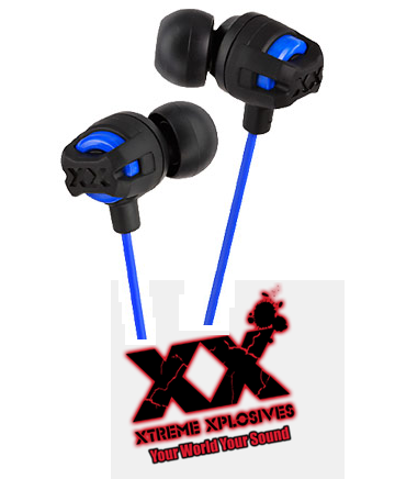 explosive bass headphones