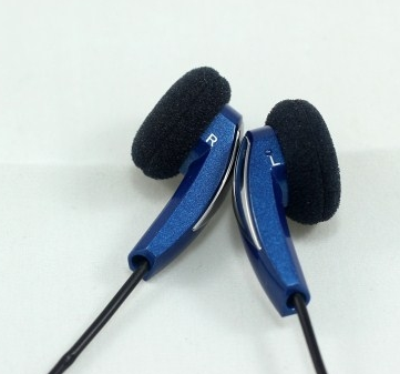 Sennheiser Earbuds with soft padding