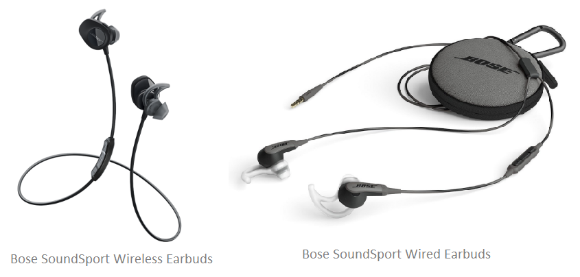 First bose wireless earbuds