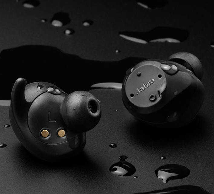 New totally Wireless Earbuds with HRM feature