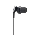 Earbuds with detachable cable - earbuds with track control