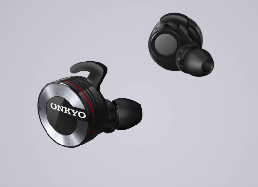 Japanese wireless earbuds Onkyo