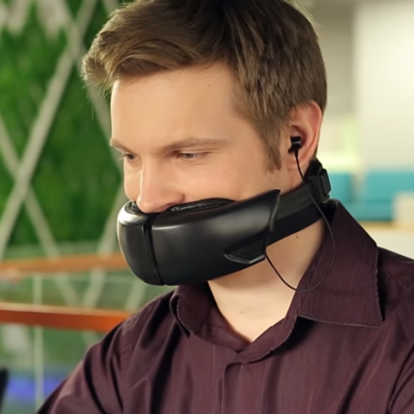Wearables that keep your conversation on phone privately