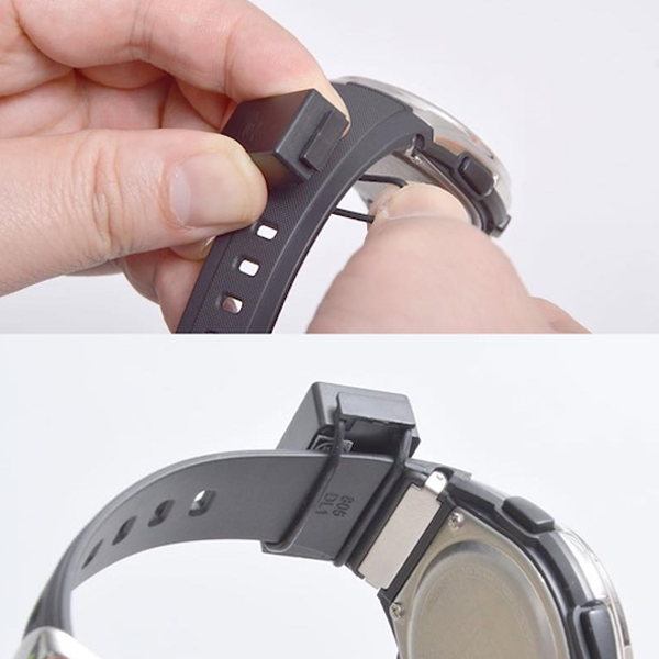 transform your watch into a wearable
