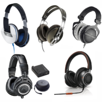 Durable, superb comfortable, great sound over ear headphones