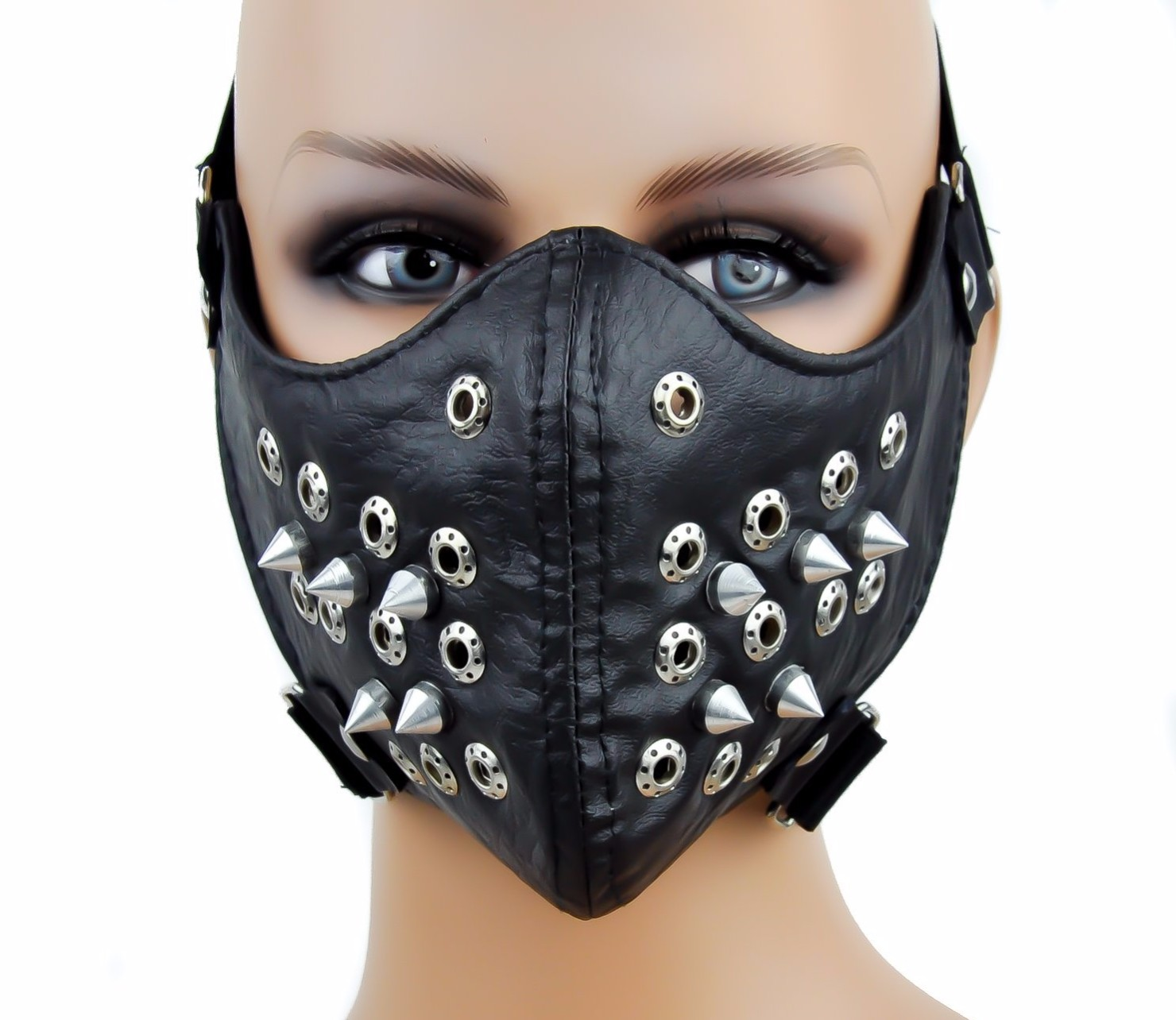 Cool motocycle face mask - not a smart wearable