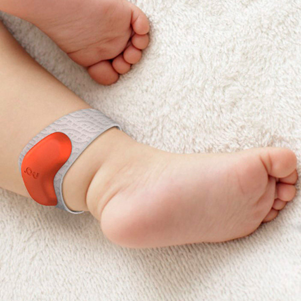 wearable monitor for infants