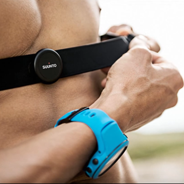 wearable fitness tracker clip on kept on your chest