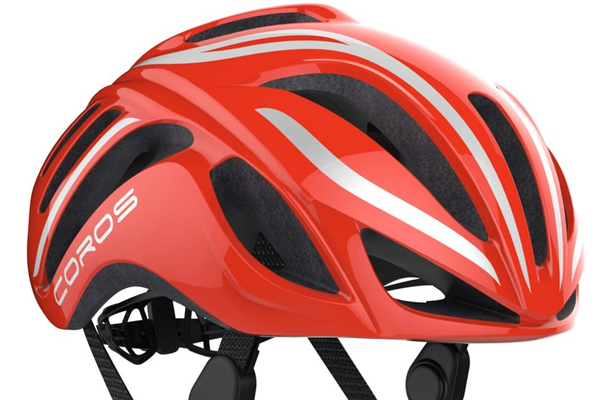 The first smart bike helmet with bone conduction tech