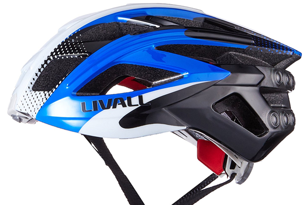 Enjoy music while cycling with this smart wearable bike helmet: Lival BH60 Bling