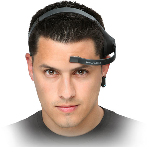 Train your meditation with this wearable wireless headset