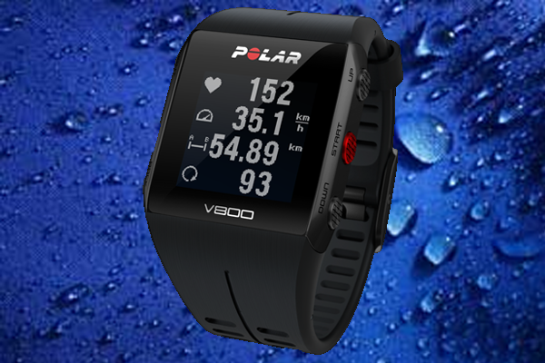 waterproof smart watch with fitness tracking feature