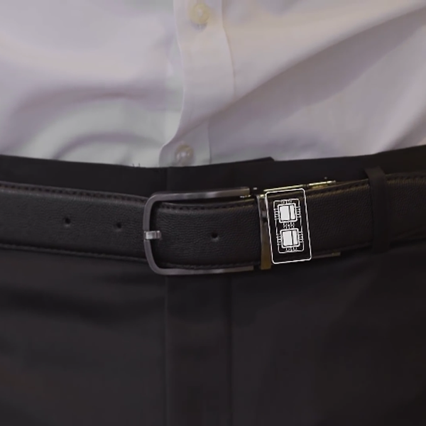 Welt Wearable Smart Belt: A combination of style and tech