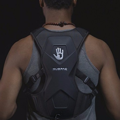 Subpack M2 wearables for gamers, music lovers for more immersive experience