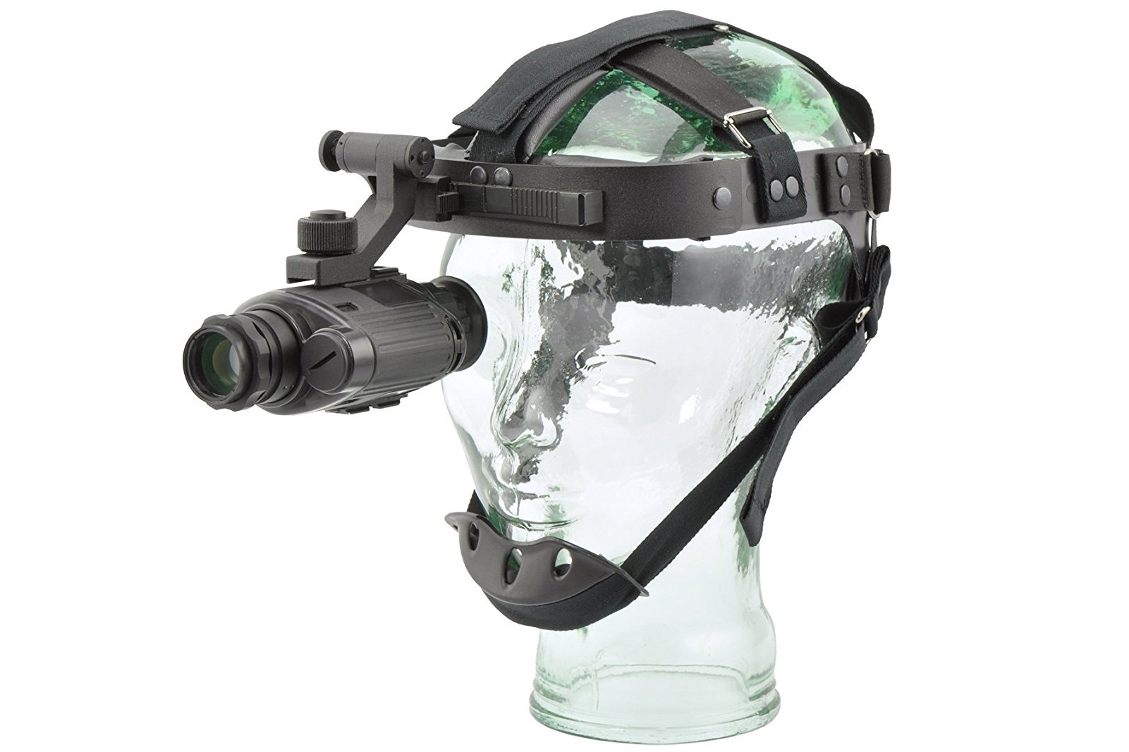 Budget wearable night vision