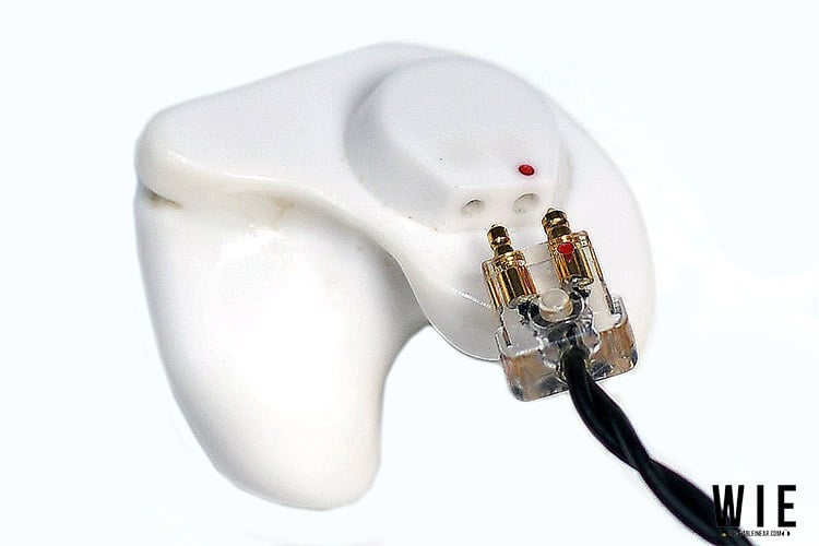 Fitear Proprietary Cable with Aya Snow