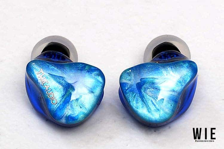 thieaudio legacy 2 in ear front view