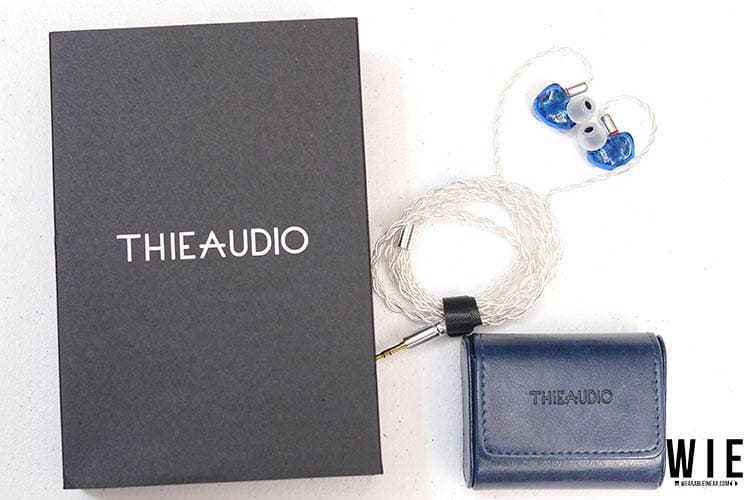 thieaudio legacy 2 in ear unboxing